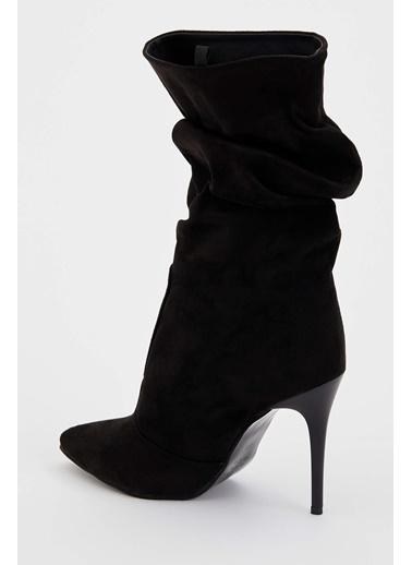 DeFacto Çizme Siyah